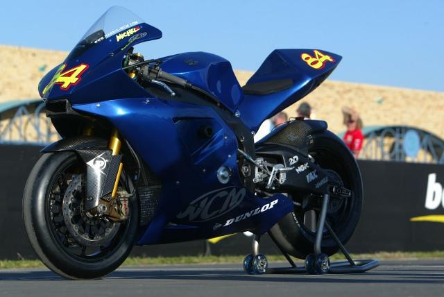 mengenang team motoGp Harris WCM   SPEED LOVER