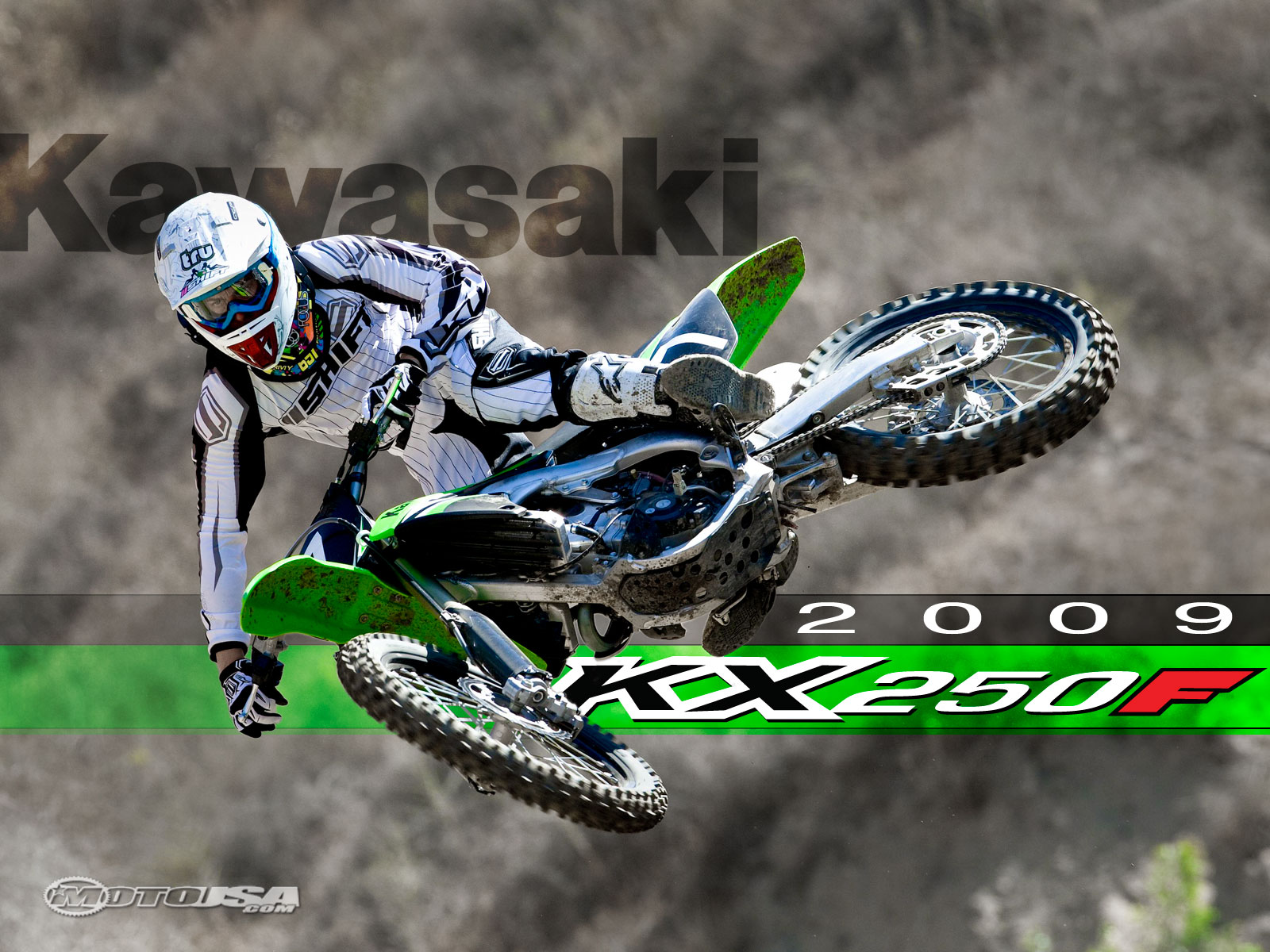 1600x1200 kawasaki 250f desktop - photo #3
