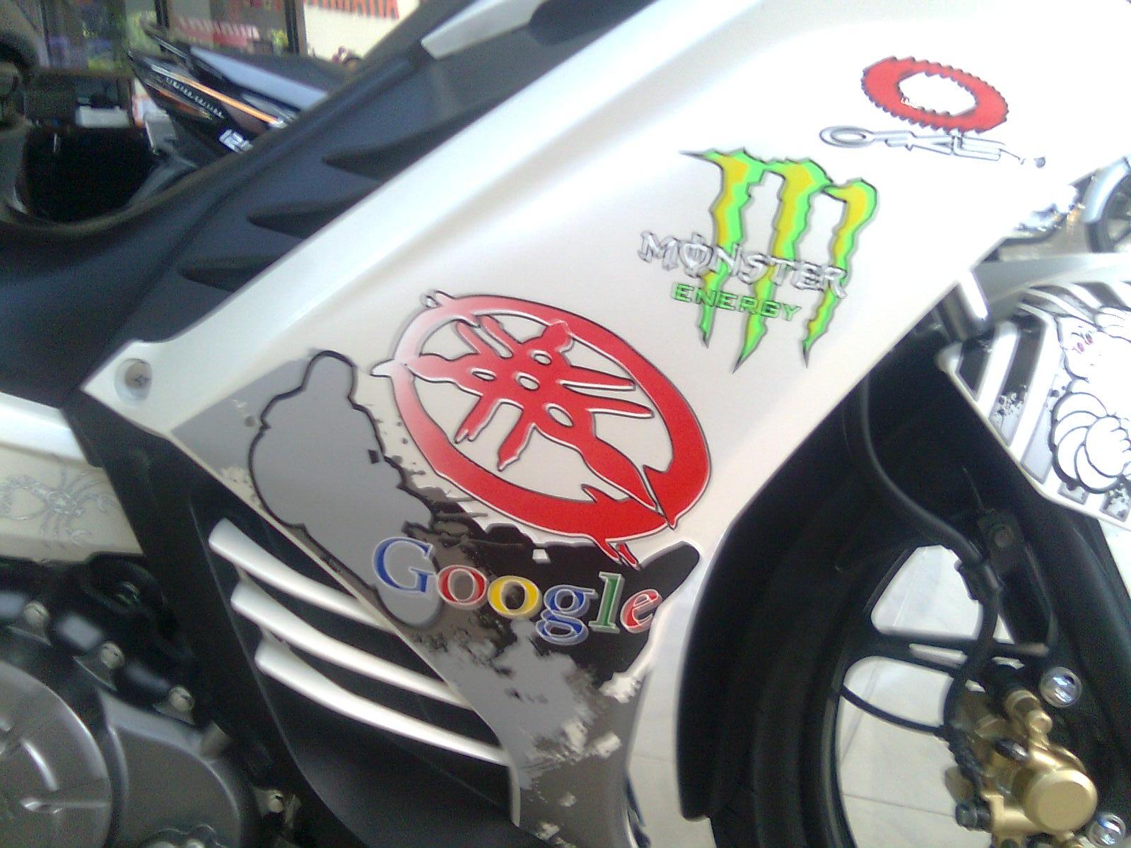 Bisa Juga Ya Dealer Yamaha Ngemodif Motor Keren Nih Coeey