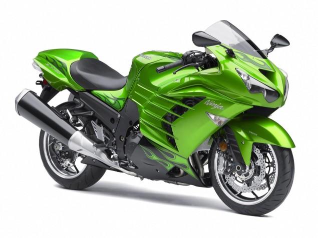 Kawasaki Ninja ZX-14R (2013-2012). Новый мотоцикл Кавасаки ...